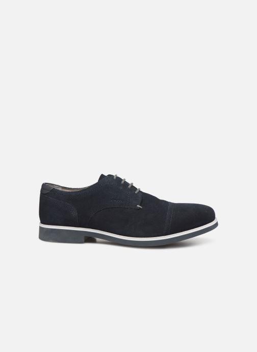 Chaussures à lacets Geox U DANIO A Bleu vue derrière