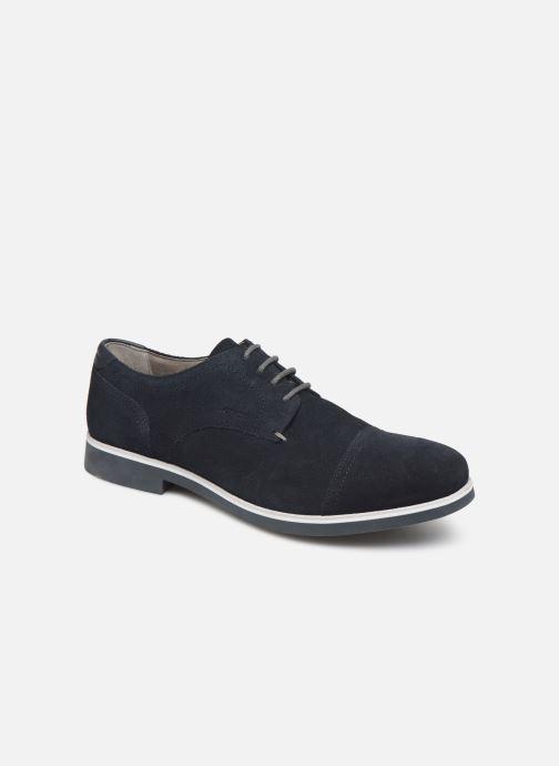 Chaussures à lacets Geox U DANIO A Bleu vue détail/paire