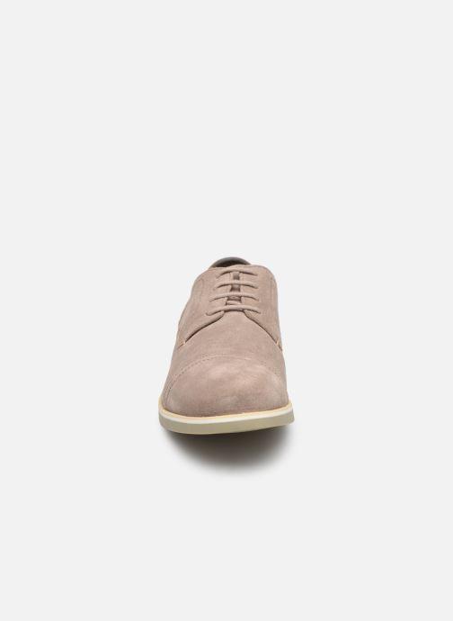 Chaussures à lacets Geox U DANIO A Beige vue portées chaussures