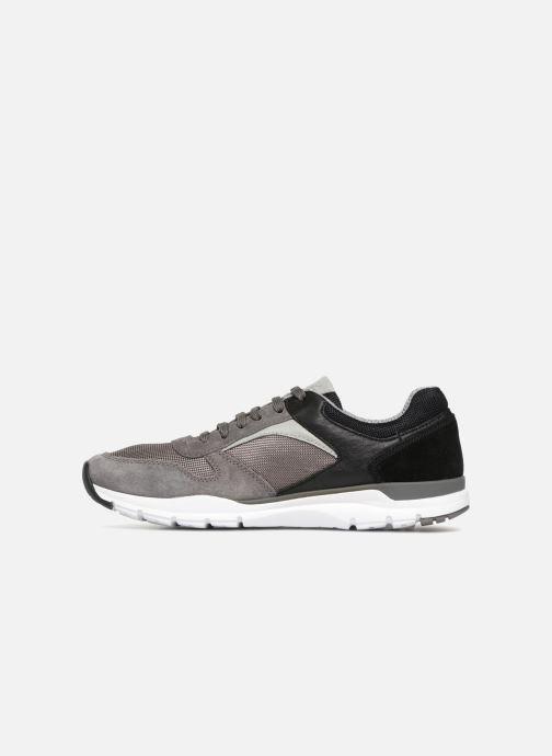 Sneaker Geox U CALAR A schwarz ansicht von vorne
