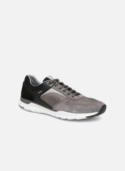Sneaker Geox U CALAR A schwarz detaillierte ansicht/modell
