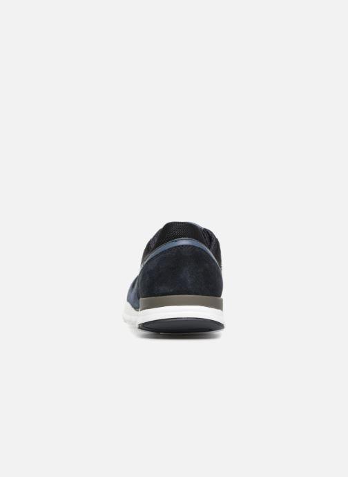 Sneaker Geox U CALAR A blau ansicht von rechts