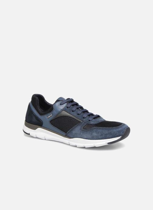 Sneaker Geox U CALAR A blau detaillierte ansicht/modell