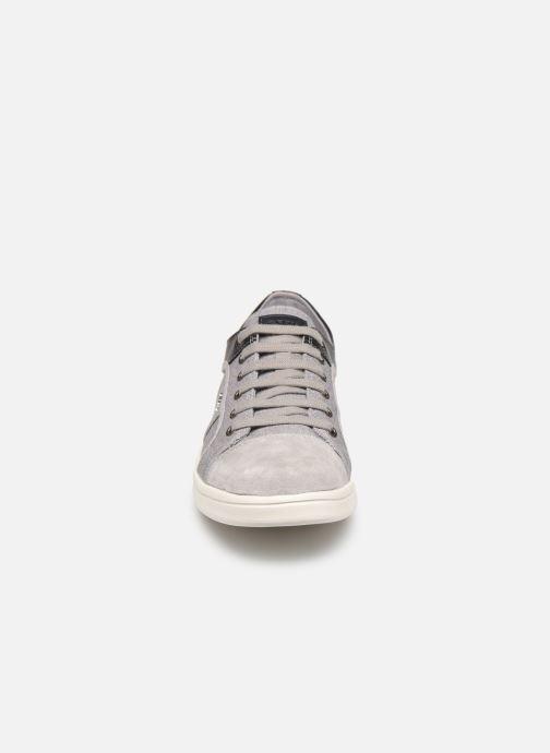 Geox U WARRENS B (grau) Sneaker bei (375394)