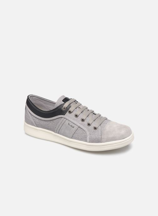 Sneakers Geox U WARRENS B Grigio vedi dettaglio/paio