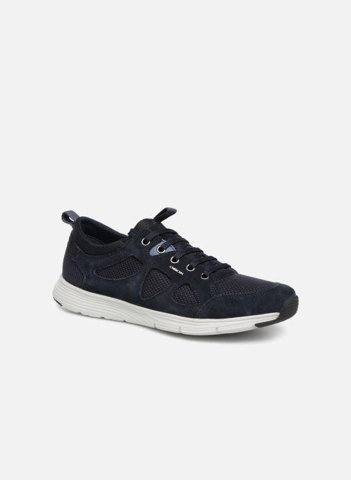 Sneaker Geox U SNAPISH B blau detaillierte ansicht/modell