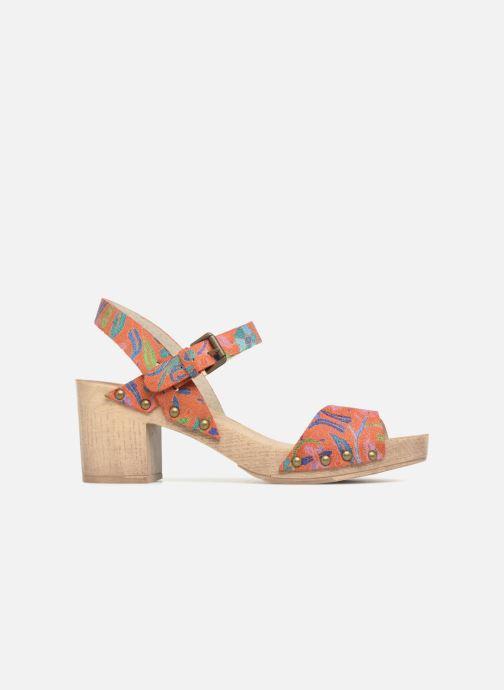 Sandales et nu-pieds Ippon Vintage SOK-POWER Orange vue derrière