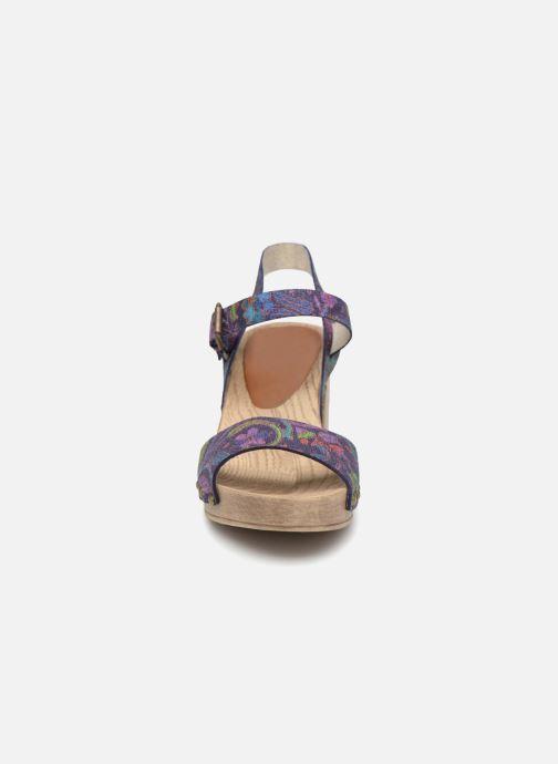 Sandales et nu-pieds Ippon Vintage SOK-POWER Violet vue portées chaussures