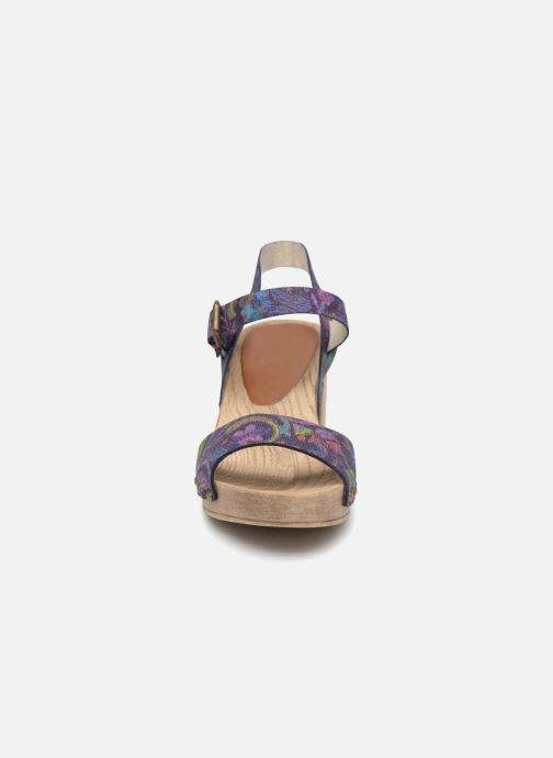 Sandals Ippon Vintage SOK-POWER Purple model view