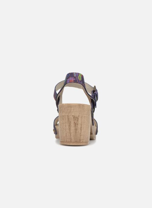 Sandals Ippon Vintage SOK-POWER Purple view from the right