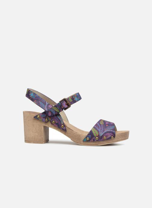 Sandales et nu-pieds Ippon Vintage SOK-POWER Violet vue derrière