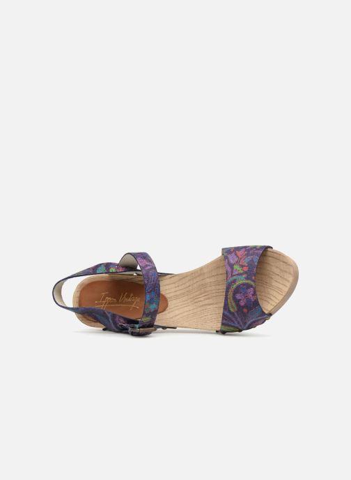Sandales et nu-pieds Ippon Vintage SOK-POWER Violet vue gauche