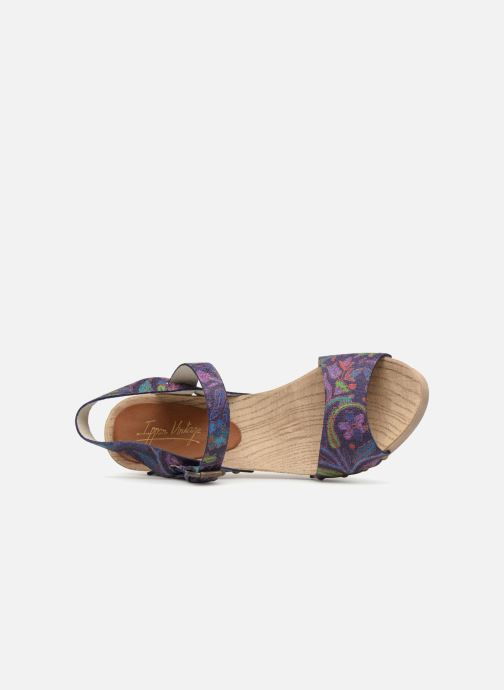 Sandals Ippon Vintage SOK-POWER Purple view from the left