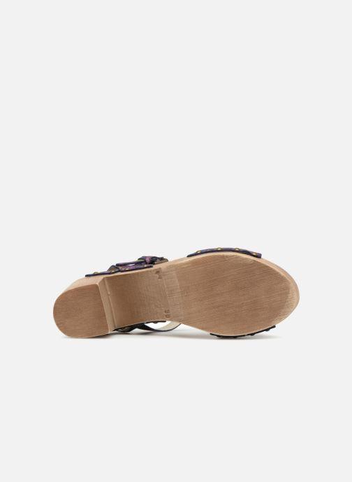 Sandales et nu-pieds Ippon Vintage SOK-POWER Violet vue haut