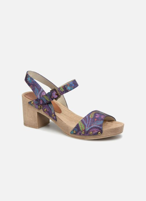 Sandals Ippon Vintage SOK-POWER Purple detailed view/ Pair view