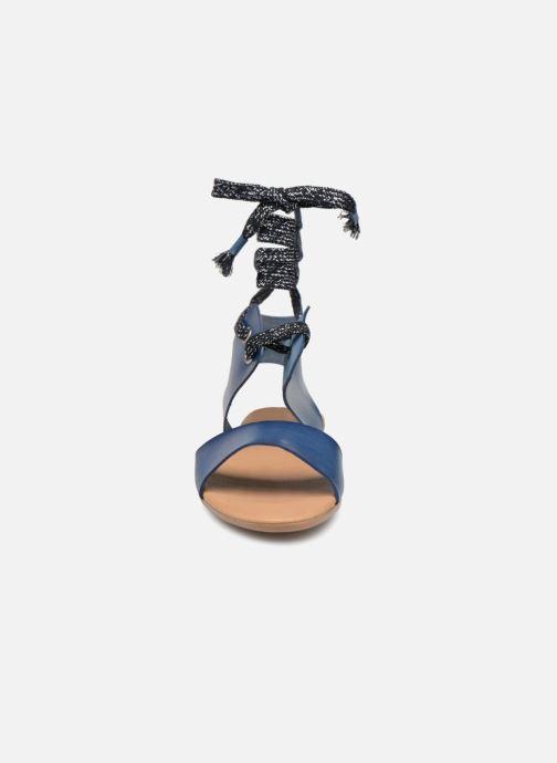 Sandales et nu-pieds Ippon Vintage SAND-BEACH Bleu vue portées chaussures