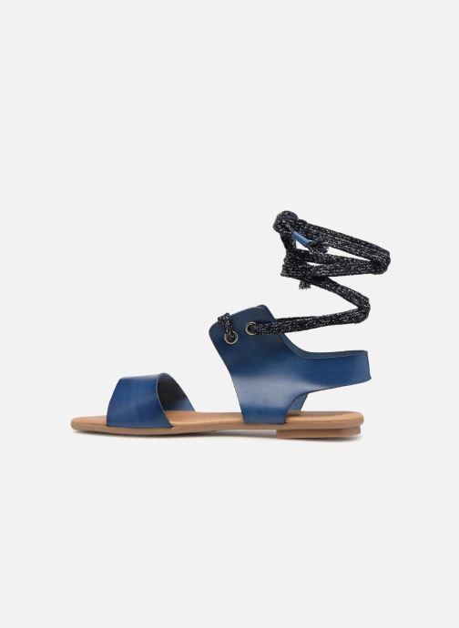 Sandales et nu-pieds Ippon Vintage SAND-BEACH Bleu vue face
