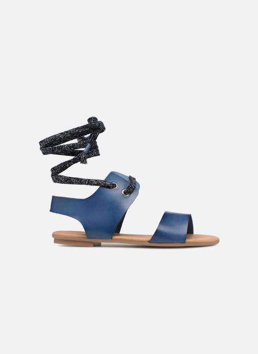 Sandales et nu-pieds Ippon Vintage SAND-BEACH Bleu vue derrière