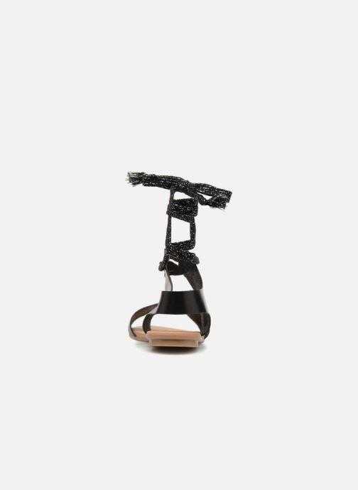 Sandales et nu-pieds Ippon Vintage SAND-BEACH Noir vue droite