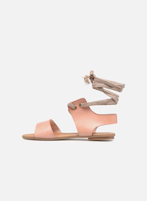 Sandales et nu-pieds Ippon Vintage SAND-BEACH Beige vue face