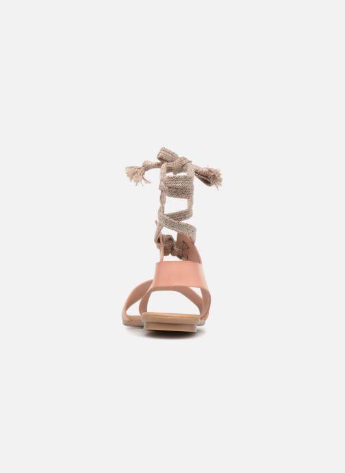 Sandales et nu-pieds Ippon Vintage SAND-BEACH Beige vue droite