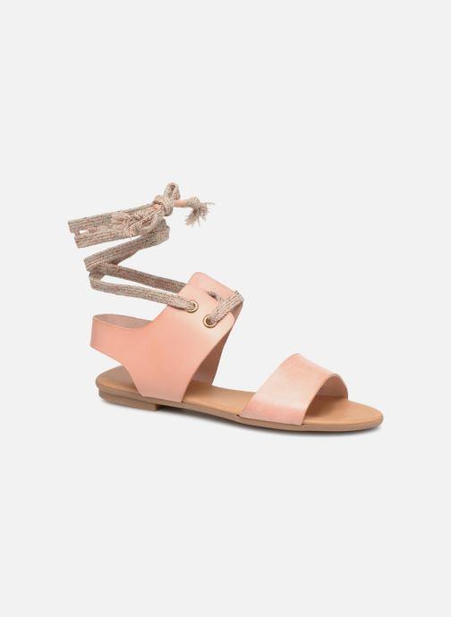 Sandales et nu-pieds Ippon Vintage SAND-BEACH Beige vue détail/paire