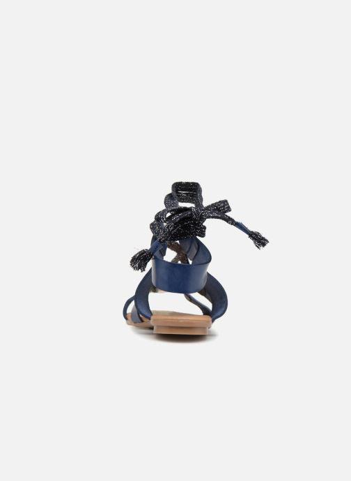 Sandales et nu-pieds Ippon Vintage SAND-LACE Bleu vue droite