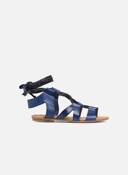 Sandales et nu-pieds Ippon Vintage SAND-LACE Bleu vue derrière