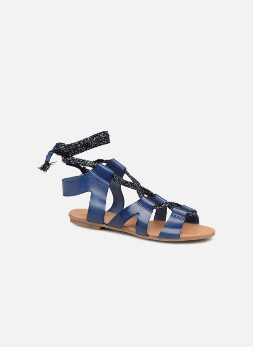Sandales et nu-pieds Ippon Vintage SAND-LACE Bleu vue détail/paire