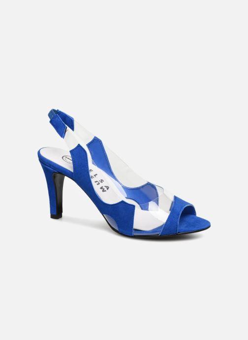 Escarpins Made by SARENZA Made by Sarenza X Elsa Muse Escarpin Bleu vue droite