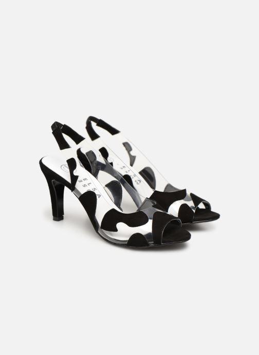 Zapatos de tacón Made by SARENZA Made by Sarenza X Elsa Muse Escarpin Negro vistra trasera