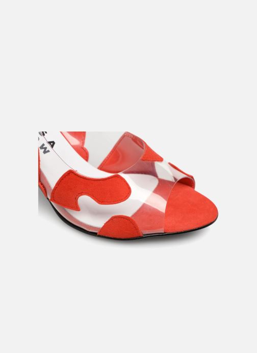 Zapatos de tacón Made by SARENZA Made by Sarenza X Elsa Muse Escarpin Rojo vista lateral izquierda