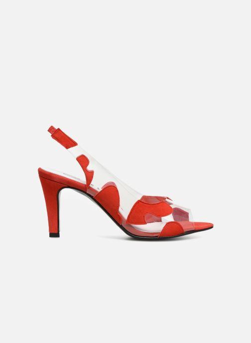 Zapatos de tacón Made by SARENZA Made by Sarenza X Elsa Muse Escarpin Rojo vista de detalle / par