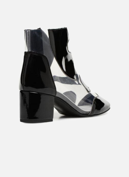 Bottines et boots Made by SARENZA Made by Sarenza X Elsa Muse Boots Noir vue face