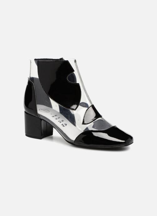 Bottines et boots Made by SARENZA Made by Sarenza X Elsa Muse Boots Noir vue droite