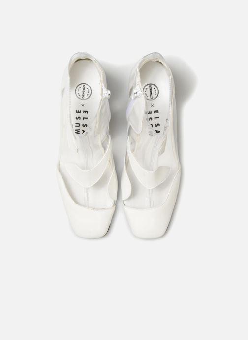 Stiefeletten & Boots Made by SARENZA Made by Sarenza X Elsa Muse Boots weiß schuhe getragen
