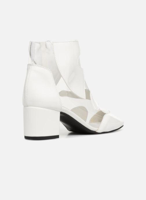 Stiefeletten & Boots Made by SARENZA Made by Sarenza X Elsa Muse Boots weiß ansicht von vorne
