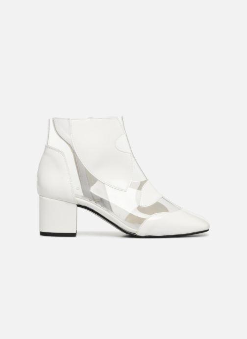 Bottines et boots Made by SARENZA Made by Sarenza X Elsa Muse Boots Blanc vue détail/paire