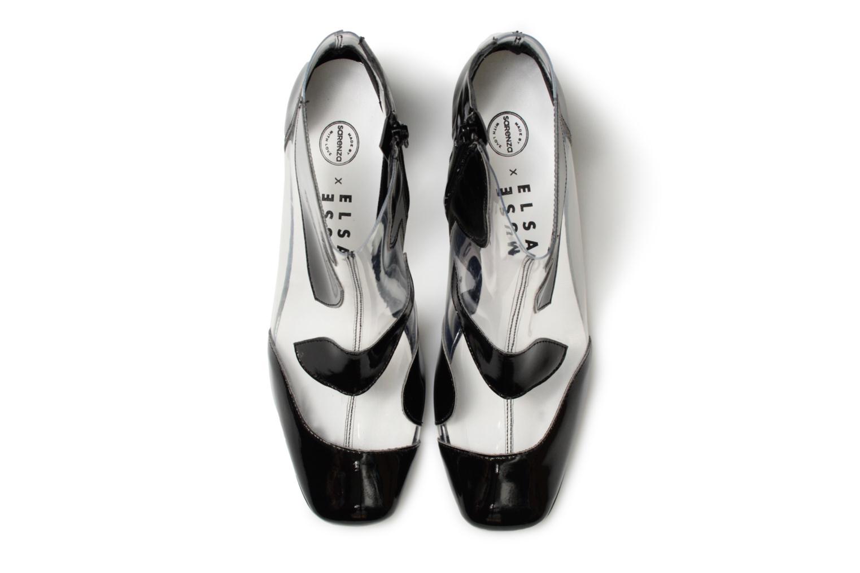 Bottines et boots Made by SARENZA Made by Sarenza X Elsa Muse Boots Noir vue portées chaussures