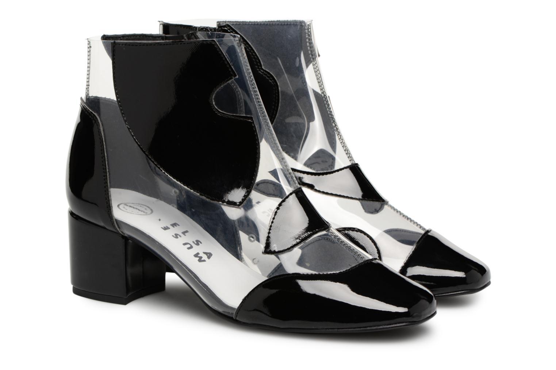 Bottines et boots Made by SARENZA Made by Sarenza X Elsa Muse Boots Noir vue derrière