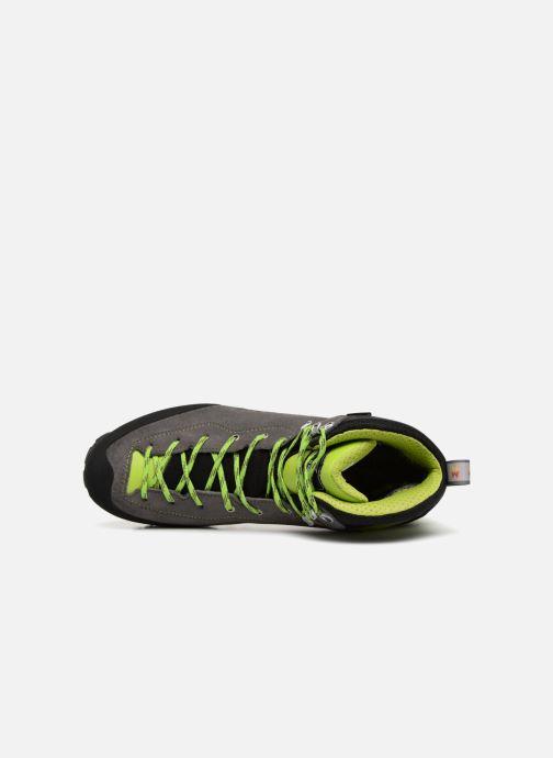Sportschuhe Garmont Ascent GTX grau ansicht von links