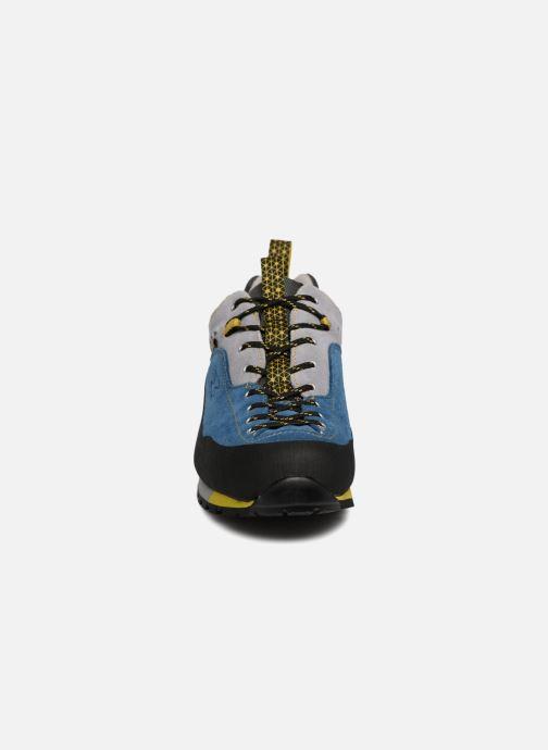 Sportschuhe Garmont Dragontail LT GTX blau schuhe getragen