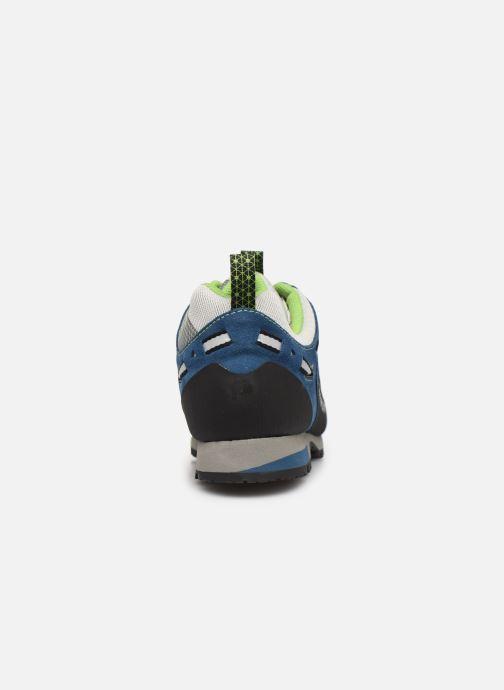 Zapatillas de deporte Garmont Dragontail LT Azul vista lateral derecha