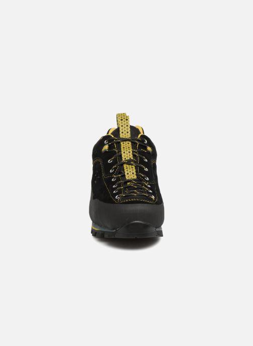 Sportschuhe Garmont Dragontail MNT schwarz schuhe getragen