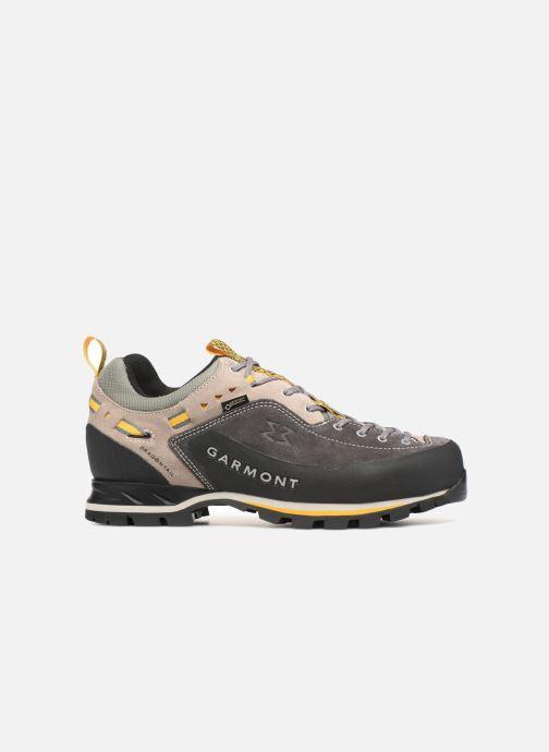Chaussures de sport Garmont Dragontail MNT GTX Beige vue derrière
