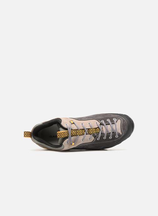 Zapatillas de deporte Garmont Dragontail MNT GTX Beige vista lateral izquierda