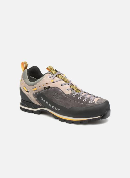 Chaussures de sport Garmont Dragontail MNT GTX Beige vue détail/paire