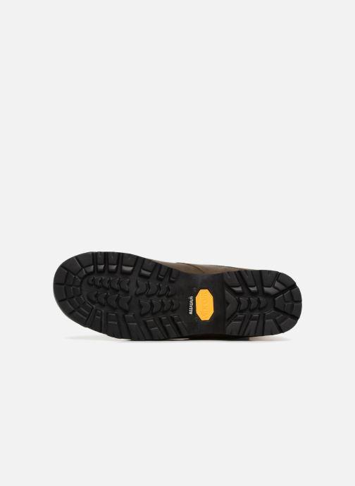 Chaussures de sport Garmont Pordoi Nubuck GTX Vert vue haut