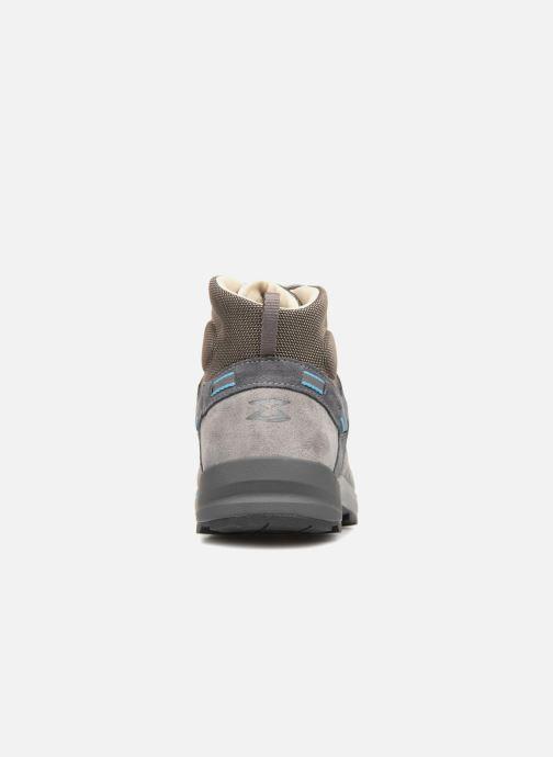 Zapatillas de deporte Garmont Santiago GTX WMS Gris vista lateral derecha