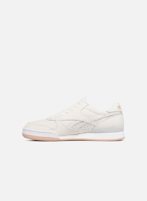 Trainers Reebok Phase 1 Pro W White front view